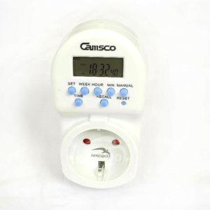 Nikodo-Nhà-Yến-timer-camsco-Tải trọng lên đến 16A, 3520W